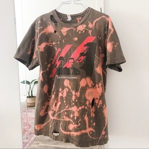 U2 VERTIGO 2005 TOUR DISTRESSED SHIRT